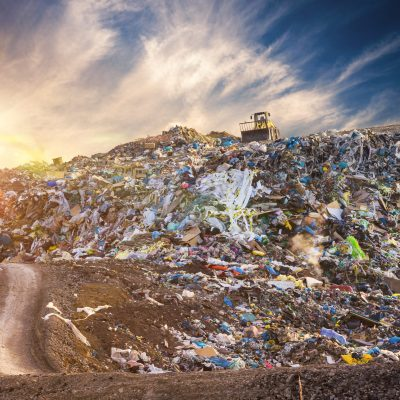 Could converting plastic back to oil help to solve the world's growing waste problem?